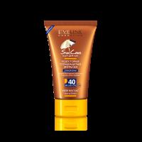 Солнцезащитная водостойкая эмульсия (высокая защита) SPF 40 EVELINE