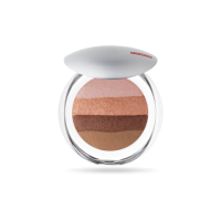 Румяна-пудра LUMINYS BAKED ALL OVER ILLUMINATING BLUSH-POWDER PUPA