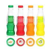 Блеск-бальзам для губ Juicy Lip Balm Ffleur (цена за 4 штуки)