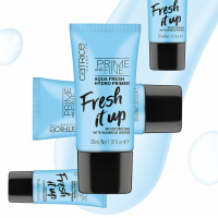 Праймер увлажняющий Prime And Fine Aqua Fresh Hydro Primer CAT