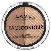 Пудра для скульптурирования лица № 401 FACE CONTOUR LAMEL