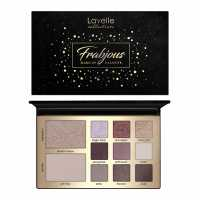 Палетка для макияжа Frabjous 01 natural LAVELLE