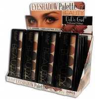 Тени для век 5-цветные Beauty Eyeshadow 3008 DoDo Girl (цена за 4 штуки)