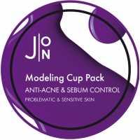 Альгинатная маска АНТИ-АКНЕ И СЕБУМ КОНТРОЛЬ ANTI-ACNE & SEBUM CONTROL MODELING PACK J:ON