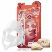 Тканевая маска для лица с Коллагеном COLLAGEN DEEP POWER Ringer mask pack Elizavecca