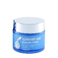 Крем для лица с гиалуроновой кислотой Hyaluronic Acid Ampoule Cream, 70 мл ZENZIA