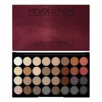 Палетка теней Ultra 32 Eyeshadow Palette, Flawless 2 Revolution Makeup