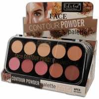 Палетка для контуринга Face Counture Powder Palette 4023C DoDo Girl