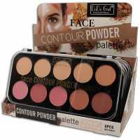 Палетка для контуринга Face Counture Powder Palette 4023C DoDo Girl