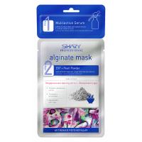 Альгинатная маска с сывороткой Активная регенерация SHARY