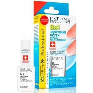 Здоровые ногти 8в1 Eveline
