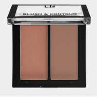 Румяна-контур для лица Blush and Contour, 01 Nude Silk LN professional