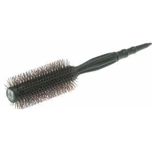 """Брашинг DEWAL серия """"Силуэт""""деревянный, натуральная щетина, для коротких волос диаметр 22*45 мм"""