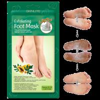 Отшелушивающая маска-носки для ног (40-45 размер)