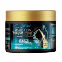 Бальзам-ополаскиватель гиалуроновый для волос Умное увлажнение Белита, 300мл
