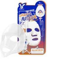 Тканевая маска для ли c эпидермальным фактором EGF DEEP POWER Ringer mask pack Elizavecca