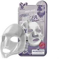 Тканевая маска для лица с молоком MILK DEEP POWER Ringer mask pack Elizavecca