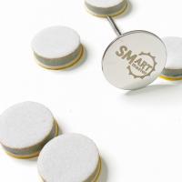 Спонж диск SMART для идеальной полировки (25 штук) Smart Master