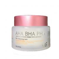 Крем для лица с кислотами AHA BHA PHA Hydrating Intensive Cream, 100 мл Eco branch
