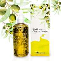 Гидрофильное масло с маслом ОЛИВЫ Natural 90% Olive Cleansing Oil, 300 мл Elizavecca