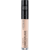 Жидкий консилер Liquid Camouflage - High Coverage Concealer CATRICE
