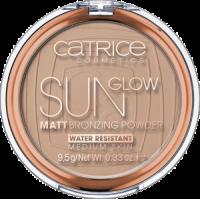 Бронзирующая пудра Sun Glow Matt Bronzing Powder CATRICE