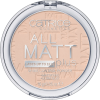 Пудра All Matt Plus – Shine Control Powder CATRICE