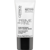Основа для макияжа Prime And Fine Pore Refining And Anti-Shine Base CATRICE