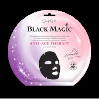 Разглаживающая маска Anti-age therapy Black Magic SHARY