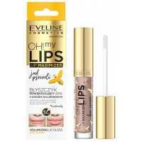 Блеск для увеличения объема губ Пчелиный яд OH! My lips EVELINE