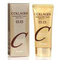 Увлажняющий ВВ крем SPF47/PA+++ Collagen BB Cream, 60 мл Enough
