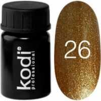 Гель краска KODI №26 (золото)