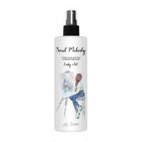 Спрей-вуаль для тела парфюмированный Soul Melody Lady Art Liv Delano