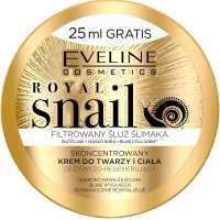 Крем для лица и тела питательно-регенерирующий Royal Snail Eveline