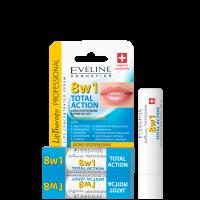 Сыворотка для губ TOTAL ACTION 8 в 1 Eveline