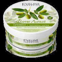"Крем Интенсивное питание ( оливки + протеины шелка ) ""Eveline"""