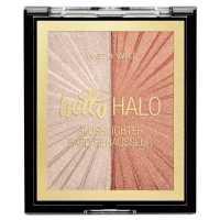 Румяна-хайлайтер hello HALO Blushlighter Fard Rehausseur highlight bling Wet n Wild