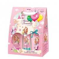 Подарочный набор для девочек с 3 лет Модница Волшебница Витэкс