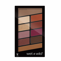 Палетка теней Color Icon 10 Pan Palette (10 Оттенков) E758 rose in the air Wet n Wild
