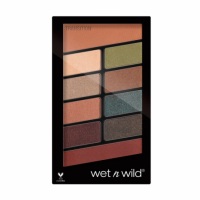 Палетка теней Color Icon 10 Pan Palette (10 Оттенков) E759 comfort zone Wet n Wild