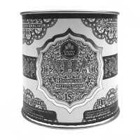 Хна индийская натуральная для бровей и биотату Grand Henna+ кокосовое масло (черная)
