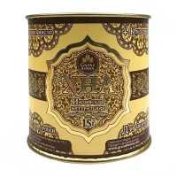 Хна индийская натуральная для бровей и биотату Grand Henna+ кокосовое масло (коричневая)